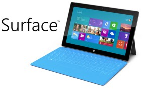 The Microsoft Surface Tablet